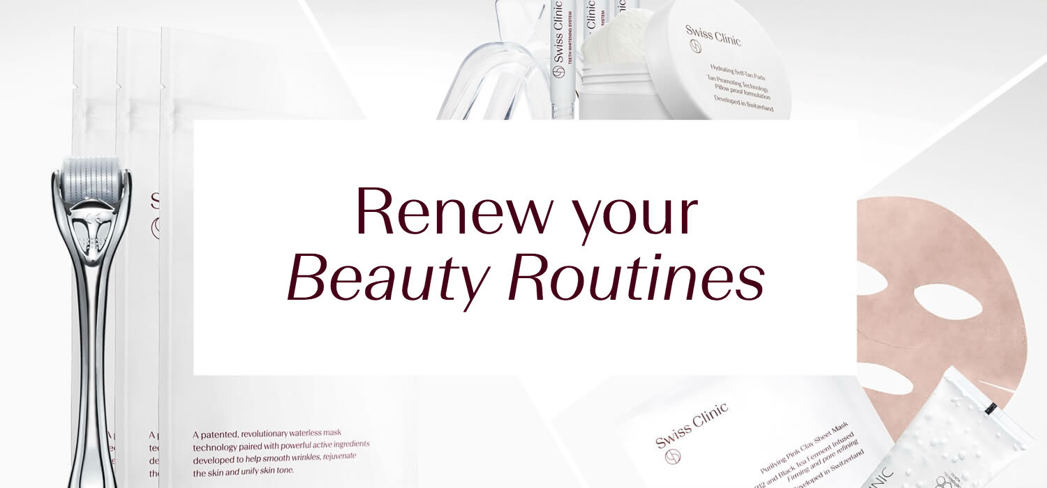 Renew your beauty routines this autumn
